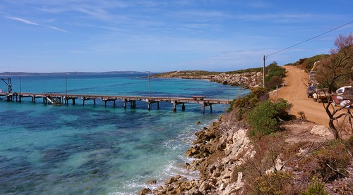 Vivonne Bay Jetty, Kangaroo Island, South Australia