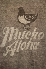 Day 109 of 365 - Mucho Aloha Tee-Shirt (Scotsman_in_Hawaii) Tags: day109 365daysproject 109365 muchoaloha