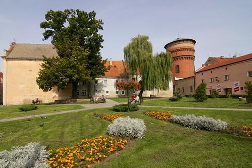 Skwer między Staromiejską a Lipową w Jaworze