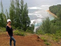 Haena State Park (Canadian Veggie) Tags: vacation hawaii emily trail kauai kalalau haena napalicoast kalalautrail haenastatepark