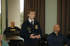 FFA State Competitions April 2013