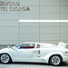 Lamborghini Countach at the Rosewood Hotel Georgia