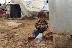 IRAQ: Domiz camp for Syrian Refugees, April 2013 (UNICEF Iraq) Tags: unicef kids children refugees iraq rights unitednations childsrights syriacrisis