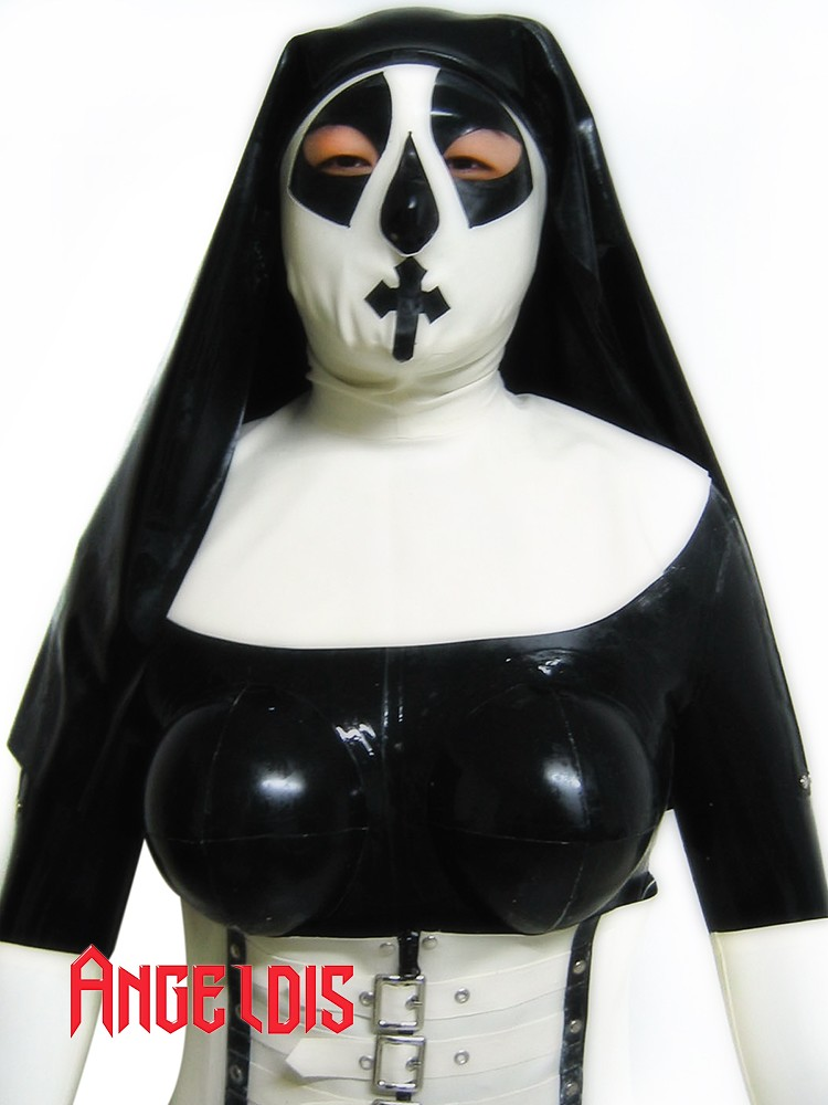 100% Rubber Latex AngelDis (angeldisfashion) Tags costume breast with cosplay rubber nun  sc 1 st  Fiveprime & The Worldu0027s newest photos of costume and inflatable - Flickr Hive Mind