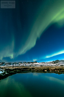 Another night in Iceland