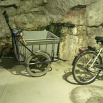 Bicycles are a great way to get around HSY's underground waste-water processing plant thumbnail