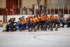 "Stockholm BSTRDs-Vienna Rollergirls-1 • <a style=""font-size:0.8em;"" href=""http://www.flickr.com/photos/60822537@N07/8688593577/"" target=""_blank"">View on Flickr</a>"