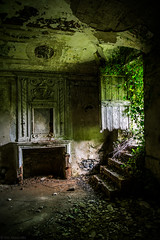 (Alessio Albi) Tags: light green abandoned nikon ruins time decay fallout rovine decadente d600 100fav decadimento boccaglione