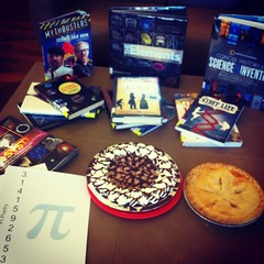Pi Day! (Eckhart Public Library) Tags: pie science pi math 314 piday epl teenlibraryprograms teenprograms libraryprograms teenlibrary teenactivities eckhartpubliclibrary