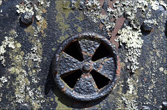 permanently vented (Patinagal) Tags: crust rust machinery weathered aging patina corroded