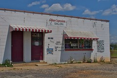 ANOTHER BEAUTY SALON (NC Cigany) Tags: color salon tacky 1609 beautyparlor ramseur nccolor 20130421