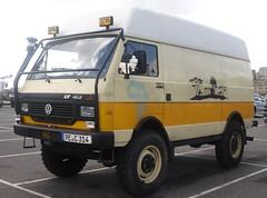 4x4 vw van,penzance april 2013. (RUSTDREAMER.) Tags: volkswagen cornwall 4x4 4wd van 525 lt penzance rustdreamer