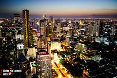 Night at Bangkok @the moon bar (Victor Mu) Tags: moon bar night zeiss bangkok sony the rx1 ringexcellence dblringexcellence tplringexcellence eltringexcellence