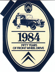 50 Years of Front-Wheel Drive (Tailothebank) Tags: france cars wheel french drive automobile transport traction tractionavant citron front motor 16 avant berline 11bl trs cabriolet bx 50years 7c frontwheeldrive