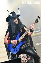 Gigatron # Viña Rock 2013