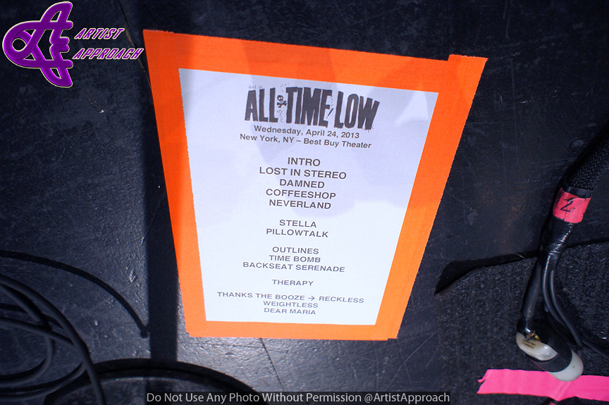 The World's Best Photos of alltimelow and setlist - Flickr Hive Mind
