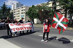 Als, samedi 11 mai 2013 (Isaszas) Tags: france europe feria demonstration torture midi corrida ascension gard bullfighting dfil mditerrane abolition manifestations gardon als stierkaempfe villesdesang