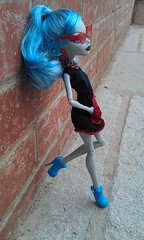 Scaris Ghoulia (xDaisyDeex) Tags: doll dolls zombie mh yelps ghoulia scaris monsterhigh ghouliayelps