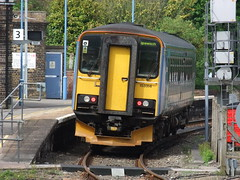 153314 Marks Tey 19th May 2013 (Cooperail) Tags: train suffolk br norfolk railway line east locomotive eur essex cambridgeshire ecr anglia ger lner dmu 2013