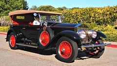 "1928 Rolls Royce Phantom I Touring 1 (Jack Snell ""Snappy Jack"") Tags: old wallpaper classic wall vintage paper d antique marin sonoma historic oldtimer rolls phantom veteran 1928 concours touring royce elegance 2013 i jacksnell707 jacksnell marinsonomaconcoursdelegance2012"