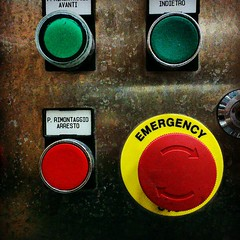 #emergency #button #alert #stop (ognjen.odobasic) Tags: stop button emergency alert uploaded:by=flickstagram instagram:photo=37027324640229944131982288