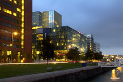 Twilight part 1 (Martin@Barendrecht) Tags: night twilight rotterdam theater luxor rijnhaven