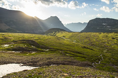 Looking East to St. Mary Valley From the Hidden Lake Trail (GlacierNPS) Tags: glaciernationalpark loganpass montana nationalparks nps summer