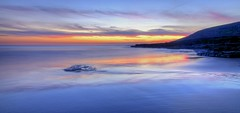 Jupiter and teardrop (pauldunn52) Tags: southerndown dunraven glamorgan heritage coast wales sunset water long exposure