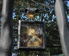 Italie - Rome (alainmuller) Tags: italie rome vierge peinture icone