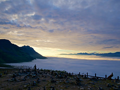 Kvnangen (fjord) (di maggio antonio) Tags: norway nature capo nord lofoten sami tromso lumix mtf leica 15mm f17 dg summilux asph landscape micro four thirds