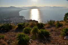 Bagheria, vista su Aspra e Golfo di Palermo (Giovanni Valentino) Tags: sicily sicilia palermo bagheria aspra monte catalfano