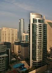 Dubai Marina, UAE (kadryskory) Tags: kadryskory city urban dubai dubaimarina uae travel trip buildings skyline skyscarpers