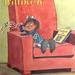 Billiken (1919) fue la unica revista del mercado editorial Argentino que se publicó durante 85 años sin interrupciones, esto fue gracias a una gran capacidad de adaptación a los diferentes momentos y gobiernos. Con estética art noveau, esta publicación fue posible en el contexto de un nuevo enfoque mundial que se venía centrando en la niñez y gracias a la formación de un mercado alfabetizado producto de la ley de educación pública, obligatoria y gratuita. Más información: www.casamerica.es/exposiciones/humor-grafico-argentino