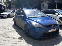 Focus RS (Alessandro_059) Tags: ford focus rs 2009 blue
