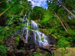 Wasserfall (Radek Lokos Fotografie) Tags: radeklokosfotografie landschaft reisen outdoor canon eos 6d freiburg landscape art wasserfall waterfall water stone steine berg gebirge