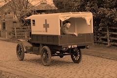 IMG_9791  Ford Model T Military Ambulance (SomeBlokeTakingPhotos) Tags: beamish beamishmuseum greatwarsteamfair livingmuseum countydurham touristattraction transport england history nostalgia thepast heritage oldtimer