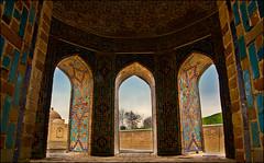 Mausoleo de Shahr-i-Zindah, Samarcanda (bit ramone (mostly off)) Tags: mausoleo samarcanda samarkanda uzbekistan bitramone