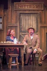 Carousel (Dress Rehearsal) 27th Sept 2016 (Mark Carline) Tags: carousel deealyn gilbertsullivansociety theatrclwyd theatre