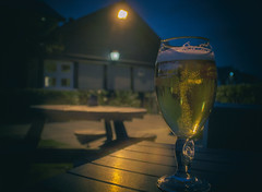 Have one with me (miroslav.tokarsky) Tags: pentax pentaxart lager beer drink summer night warm evening pub social relax light dark bestshotoftheday color gold golden lovely