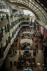 Busy Hospital. Shanghai (Janey Song) Tags: busyhospital shanghai traveling people building architecture leicamtyp240 summiluxm11435asph
