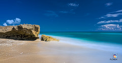 Florida Life: Azure (Thncher Photography) Tags: sony a7r2 sonya7r2 ilce7rm2 zeissfe1635mmf4zaoss longexposure fx fullframe scenic landscape waterscape oceanscape nature outdoors sky clouds beach tropical sand turquoise azure island hutchinsonisland stuart palmcity martincounty florida southeastflorida atlanticocean