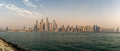 Dubai Marina - United Arab Emirates (Dutchflavour) Tags: dubaimarina dubai uae unitedarabemirates skyline landscape cityscape panorama marina citylandscape city waterfront