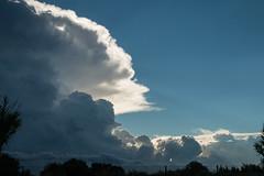 Evacuation de la cellule vers le Gard (Asmkv) Tags: hrault languedocroussillon lightning lunel orage clair
