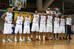 Nazionale Over40 Lublin 2007 (Petrolio Shop) Tags: nazionale basket over40 lublin polonia world champions league
