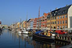 Nyhavn- Copenhaguen (MaradeBlas) Tags: nyhavn copenhaguen trip travel traveller denmark river boats houses
