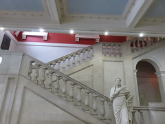 UK - London - King's College - Staircase (JulesFoto) Tags: uk england london kingscollege aldwych staircase
