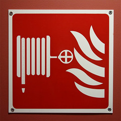 Beware Flaming Hose Reels (cazphoto.co.uk) Tags: red london sign fire bbc firehose televisioncentre canoneos7d canon1022mmefsf3545usm