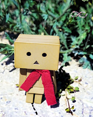 Danbo (BelladonaGarmog Doll's) Tags: statue toy toys miniature photo figure panasonicdmcgh2 belladonagarmog