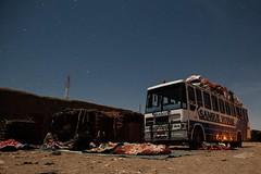 Longo caminho de volta para casa: o retorno de uma família a Timbuktu (AcnurLasAméricas) Tags: bus westafrica mali idps returnees voluntaryrepatriation returningidps