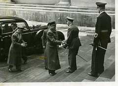 Statsakt in Berlin. 1942/02/12. (Riksarkivet (National Archives of Norway)) Tags: worldwarii secondworldwar quisling krigen vidkunquisling andreverdenskrig okkupasjonstiden